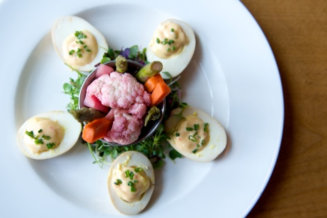 The Southern - Devilled Eggs